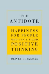 The Antidote book jacket