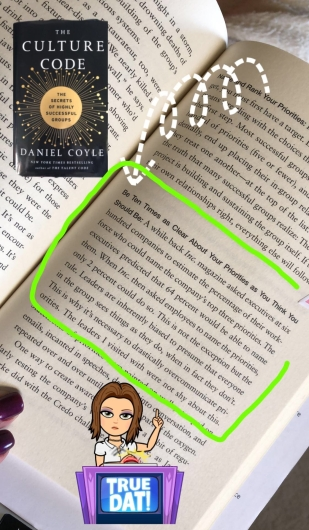 BookSnap from The Culture Code
