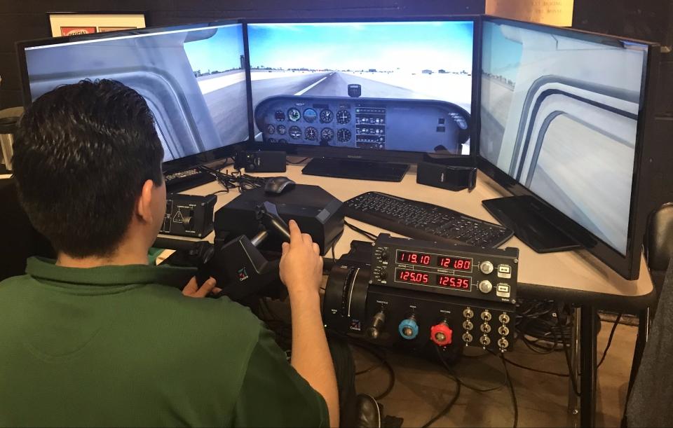 Airplane Simulation