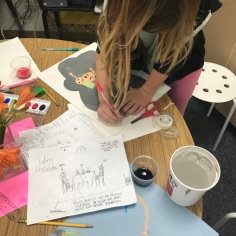 Telling a Story Through Art
