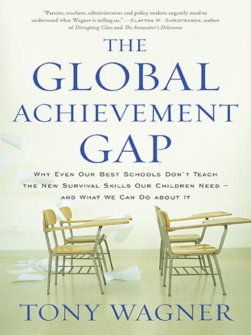 Global Achievement Gap book cover