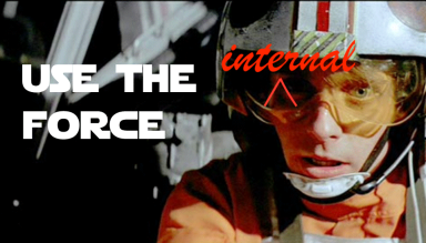 Use the Internal Force, Luke