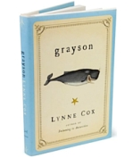 Book cover of Grayson by Lynne Cox